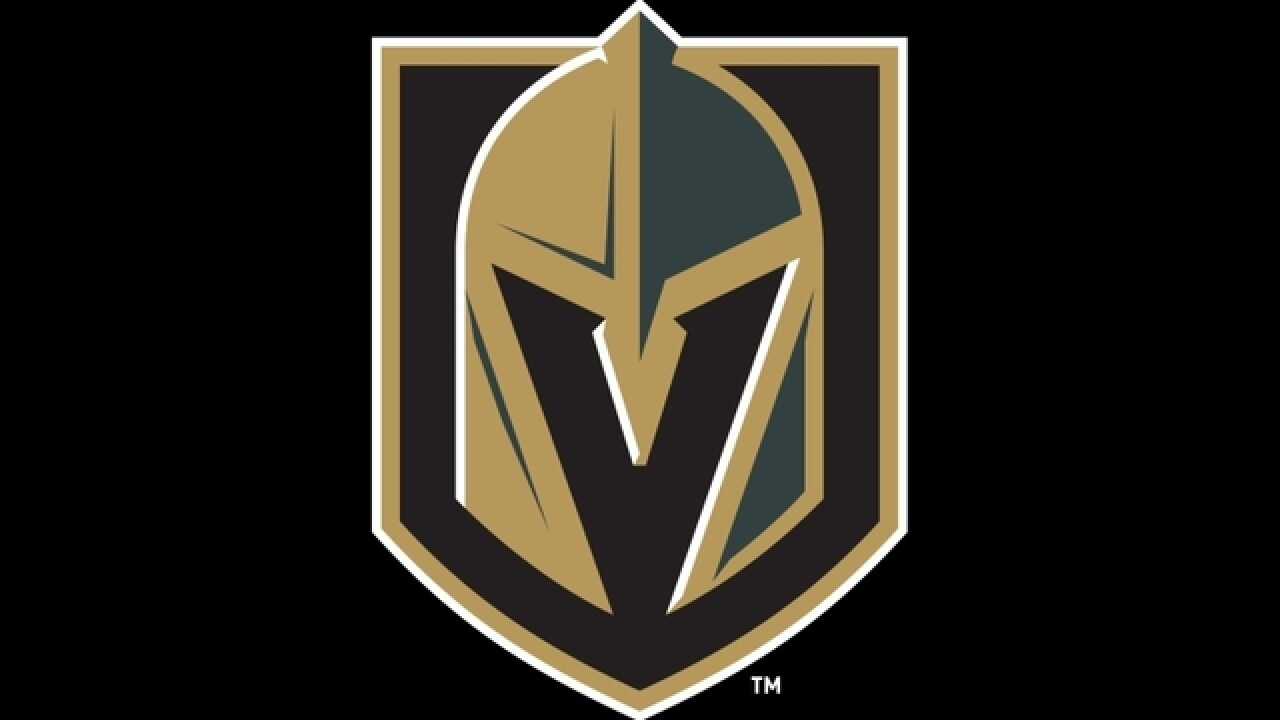Vegas Golden Knights lose game in overtime