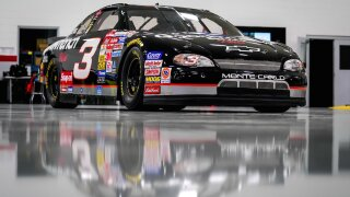 Earnhardt race car up for auction to fund virus relief work