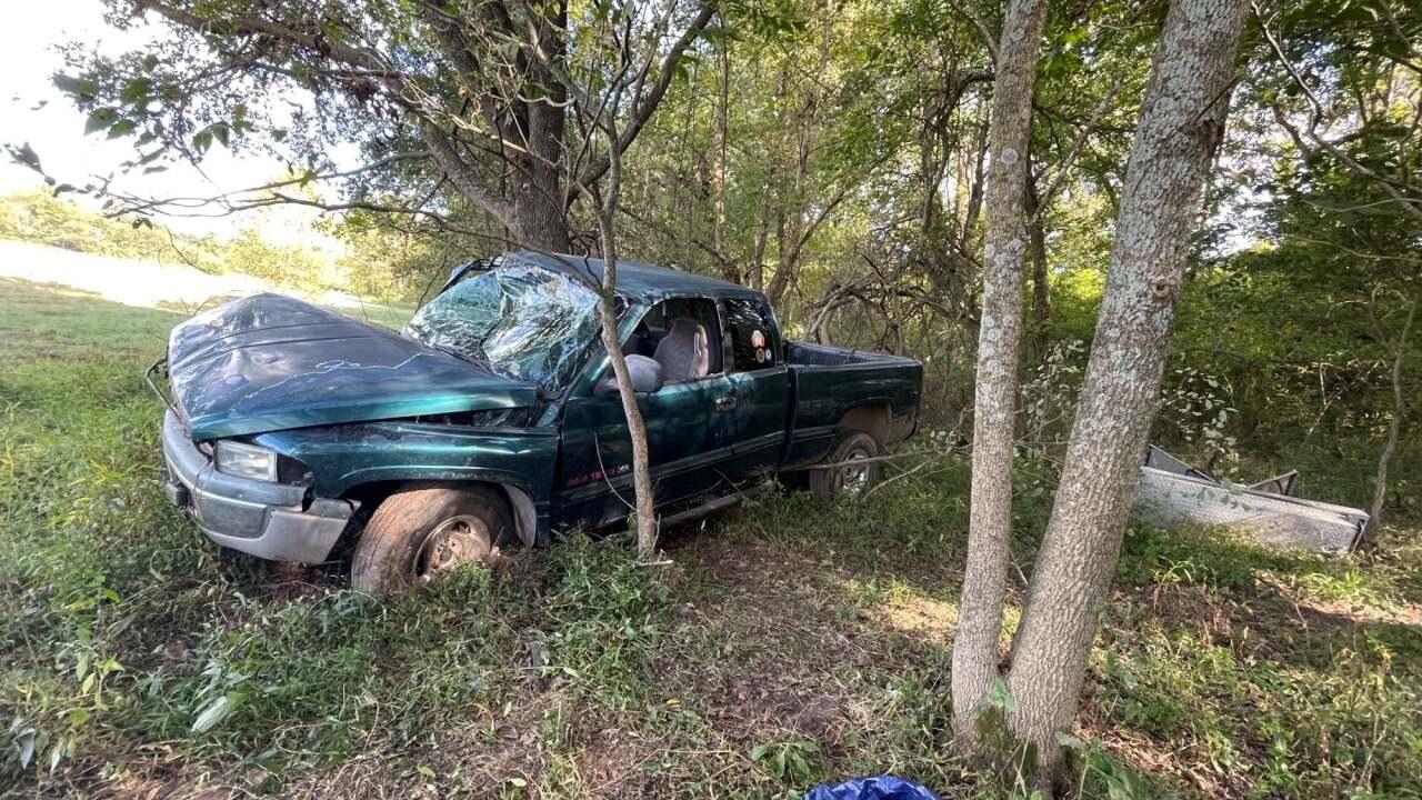 Wagoner County crash