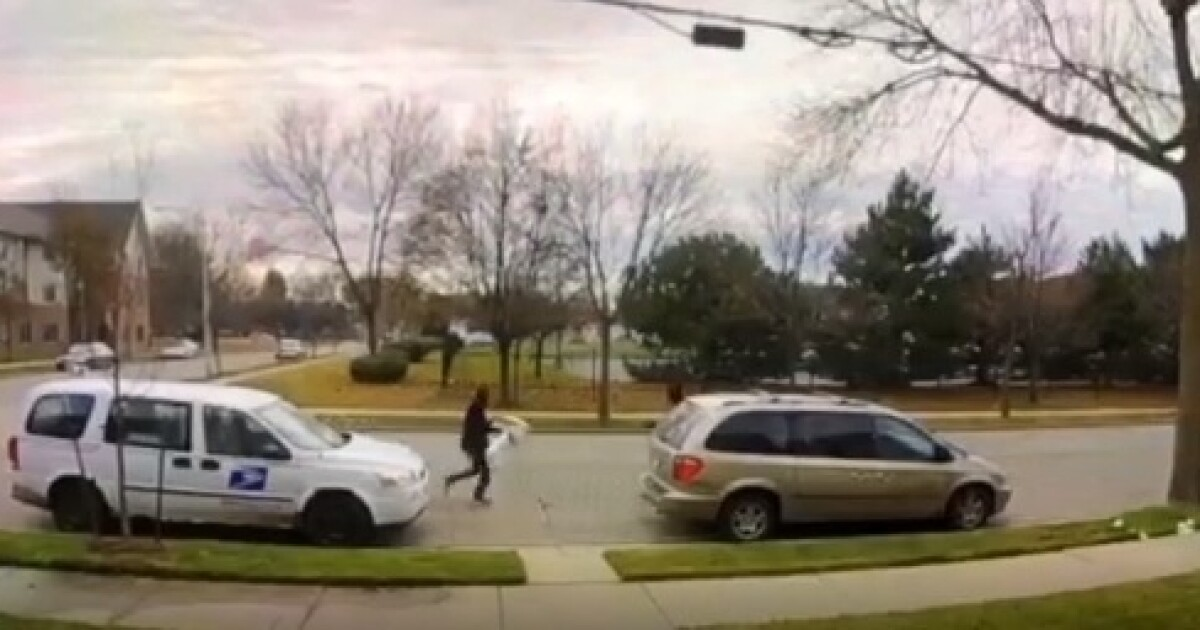 MPD looking for suspects caught stealing packages from USPS vehicle