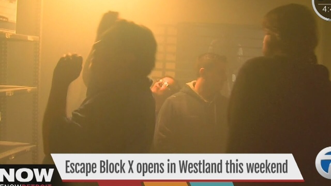 New haunted attraction ready to open in Westland