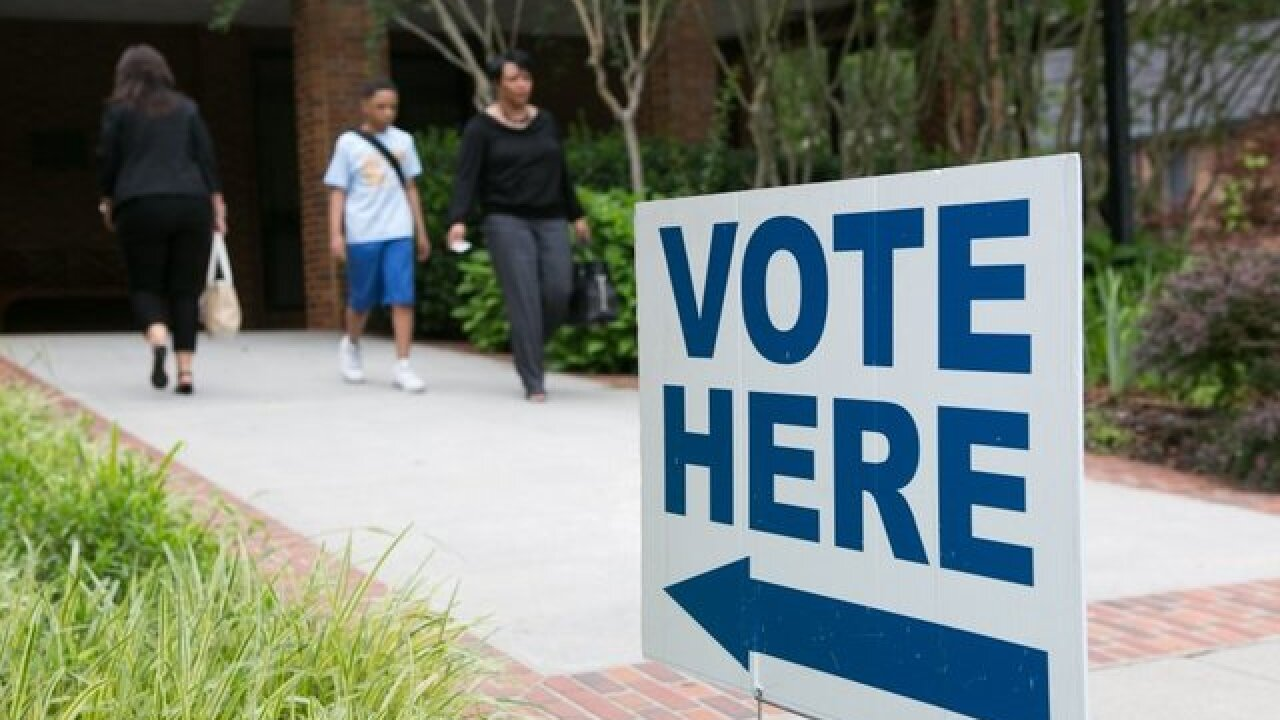 Find your voting location in Southwest Florida