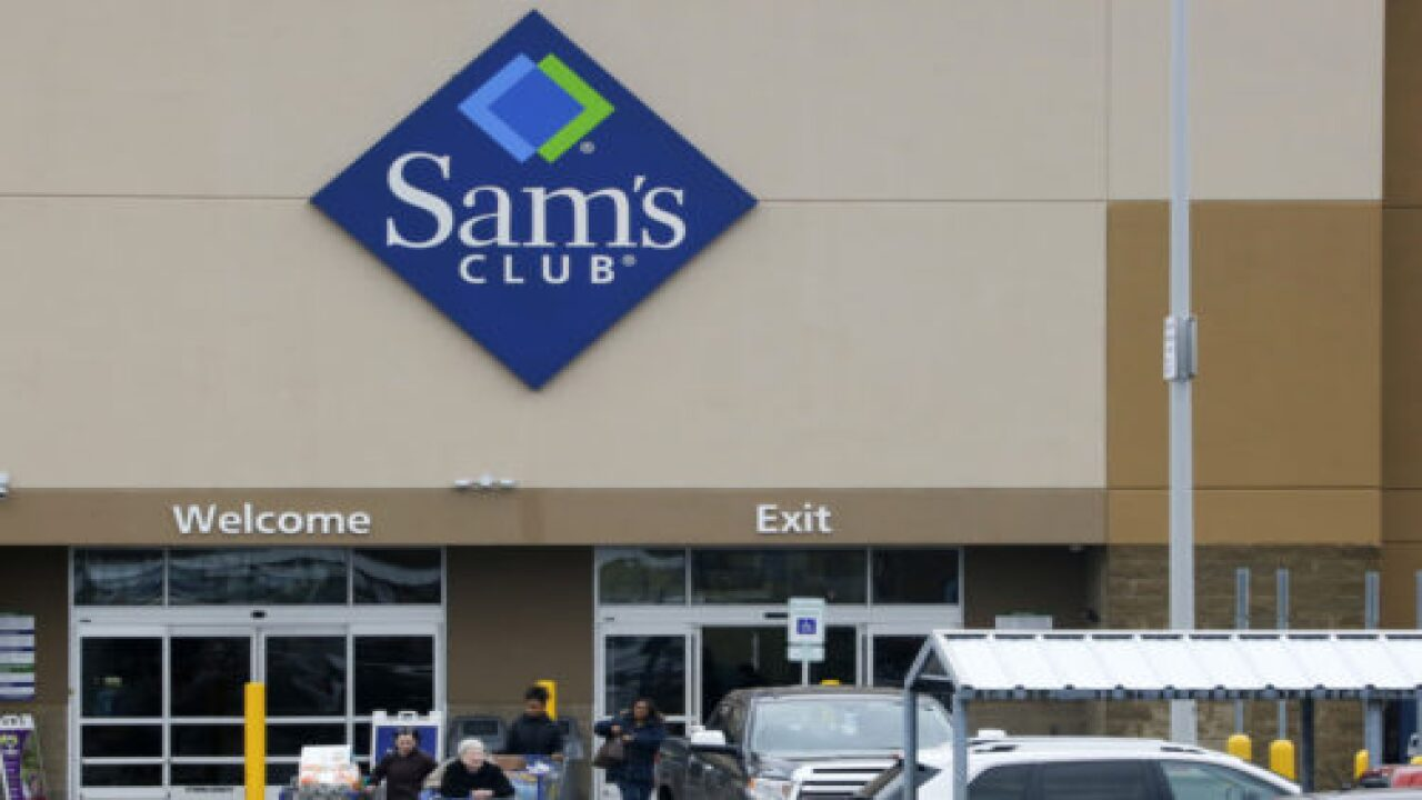 Sam's Club Is Selling Huge Cases Of Ready-to-bake Frozen Cookie Dough