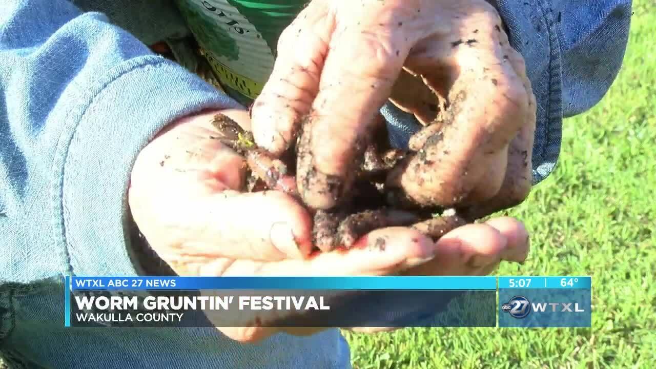 worm festival