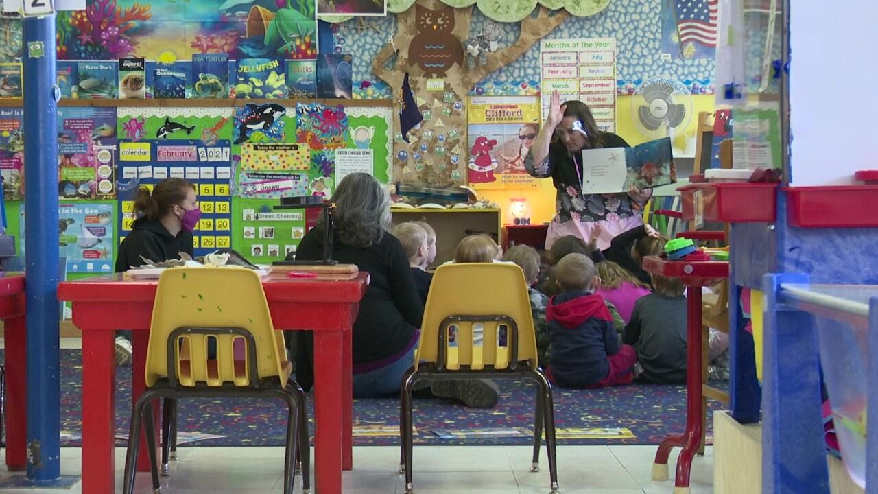 Great Falls Parent Participation Preschool