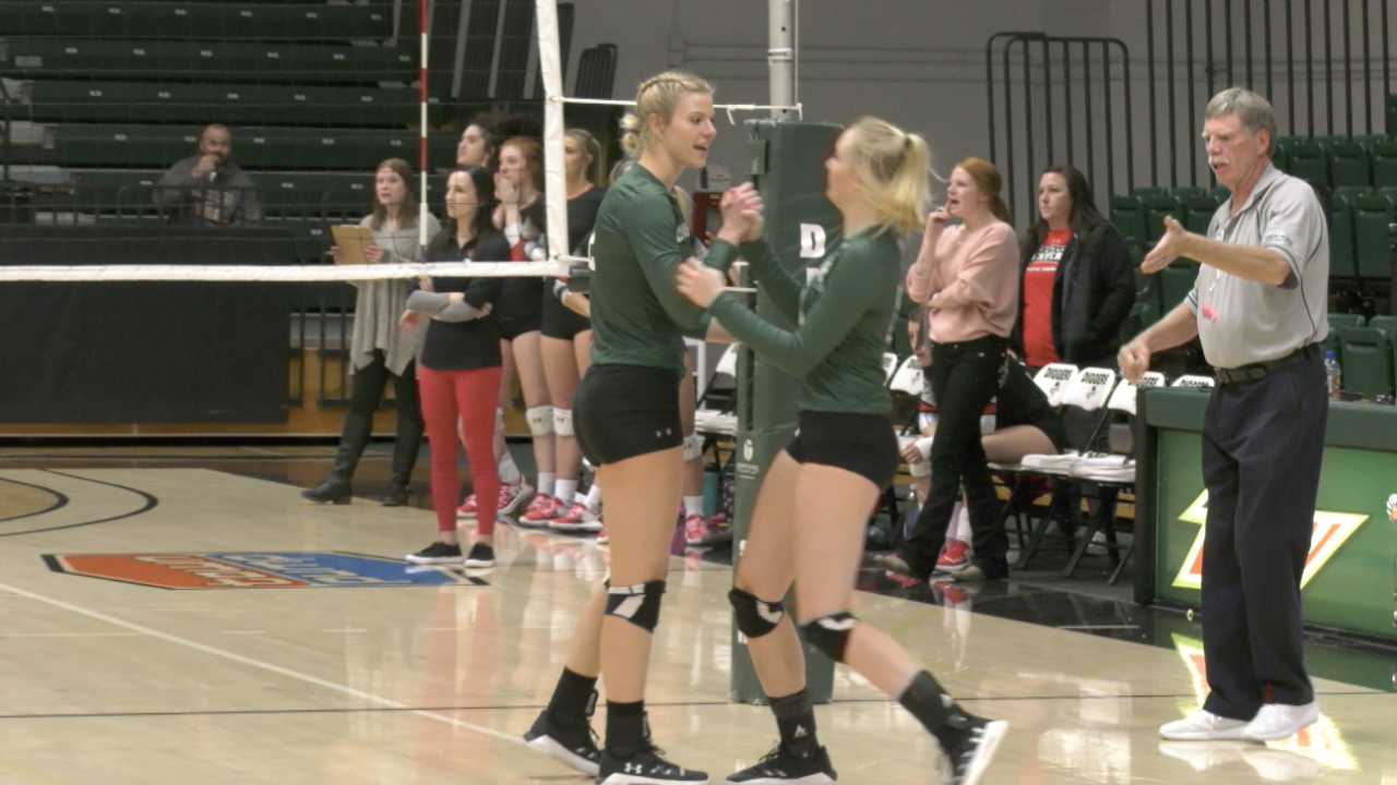 Montana Tech volleyball