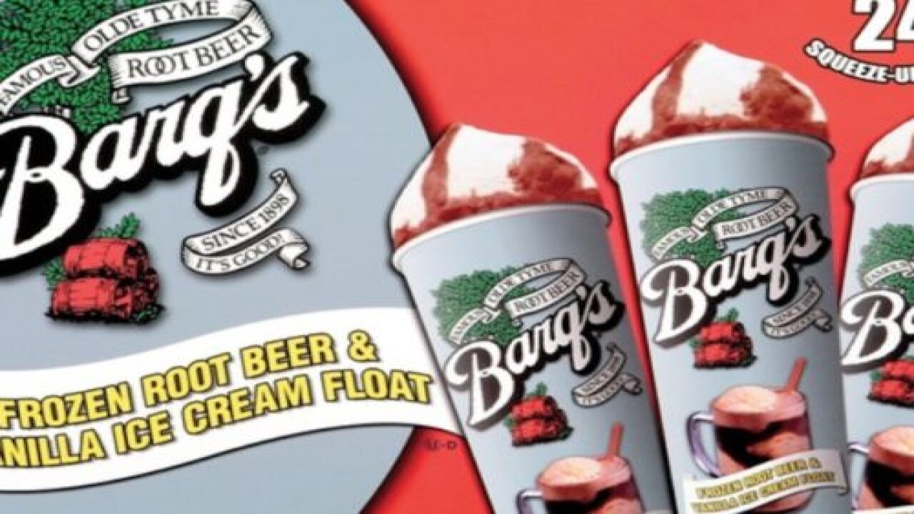 You Definitely Need These New Barqs Root Beer Float Pops