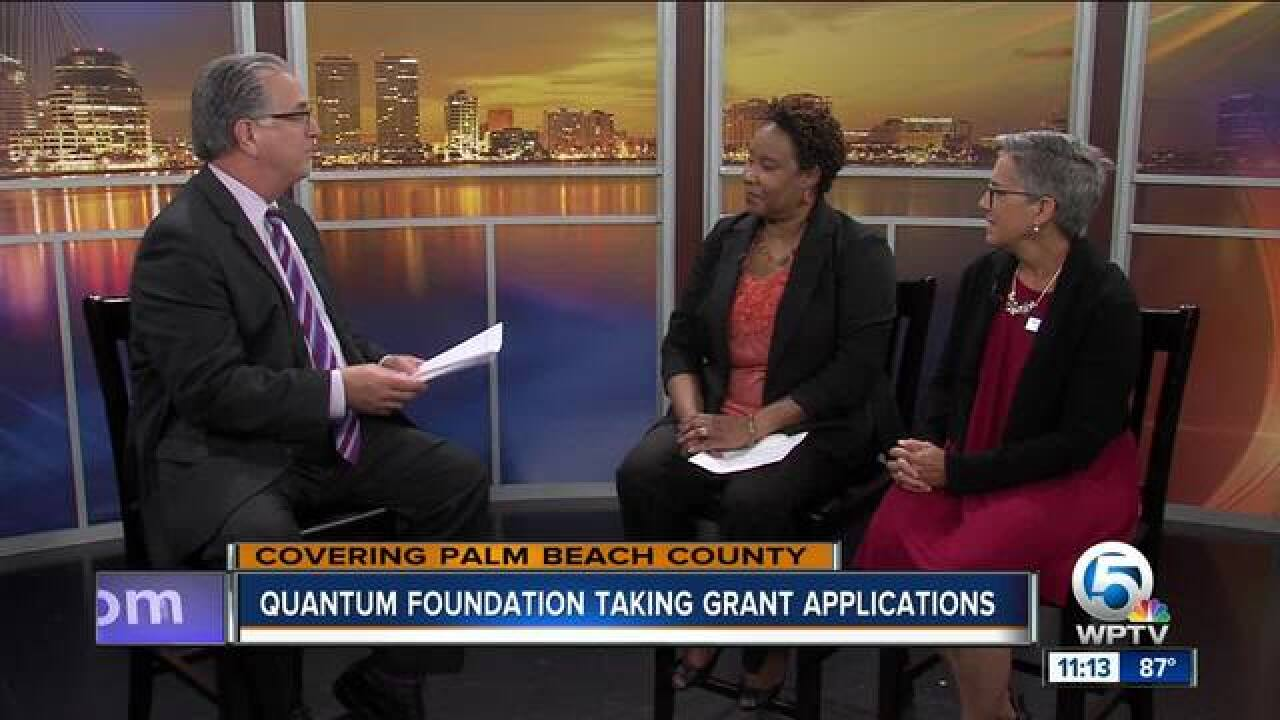 Quantum Foundation taking grant applications
