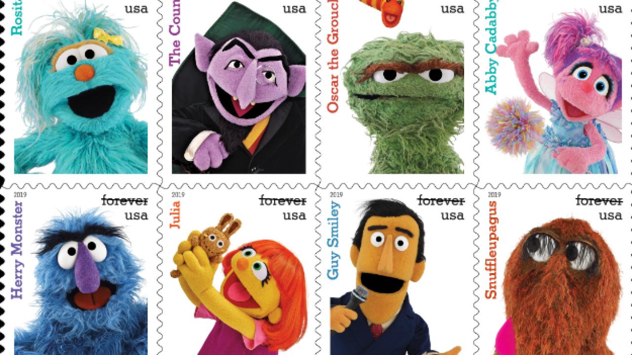 Coming Soon Sesame Street Season 45 – Dibujos Para Colorear