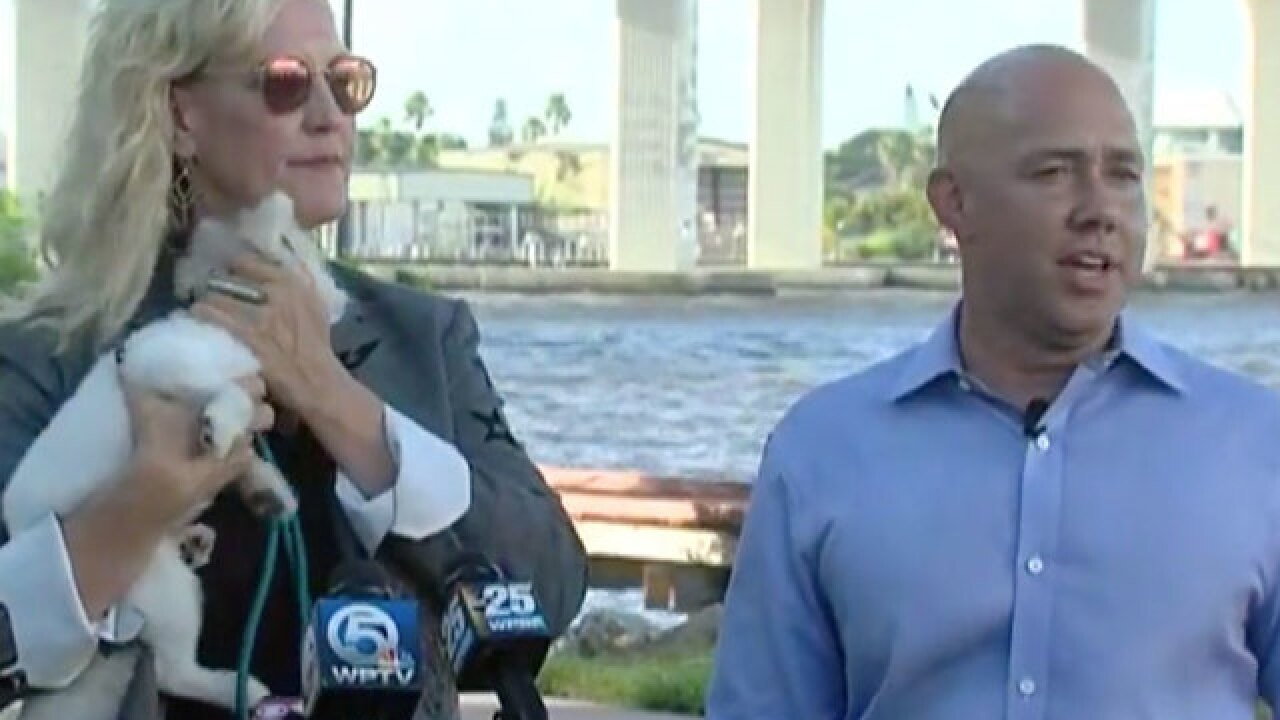 Erin Brockovich, U.S. Rep. Brian Mast team up for clean water event