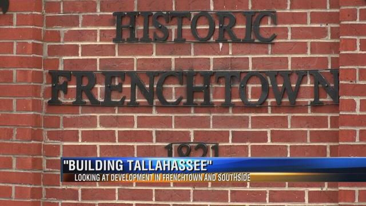 Frenchtown, Southside Meet Needs Through Community Development