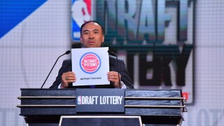 Pistons sending Kennard to NBA Draft Lottery