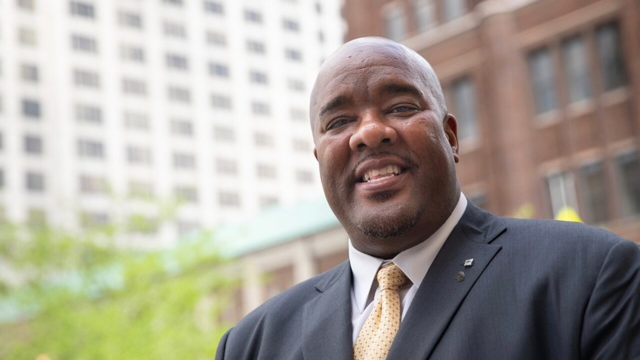 United Way of Greater Cincinnati names Michael Johnson its next president and CEO