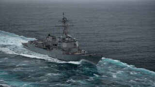 Navy ship with 47 confirmed cases of COVID-19 cases arrives in San Diego