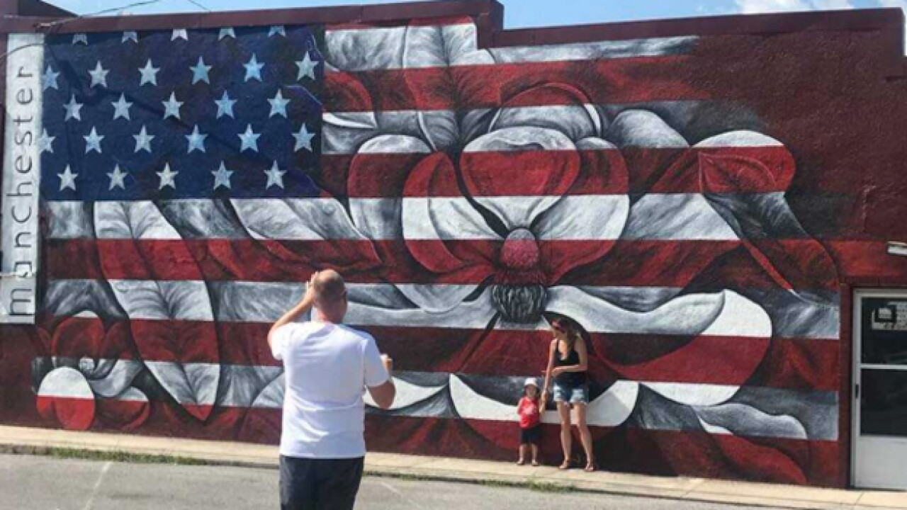 Manchester Mural A Welcome Sight Despite Initial Controversy