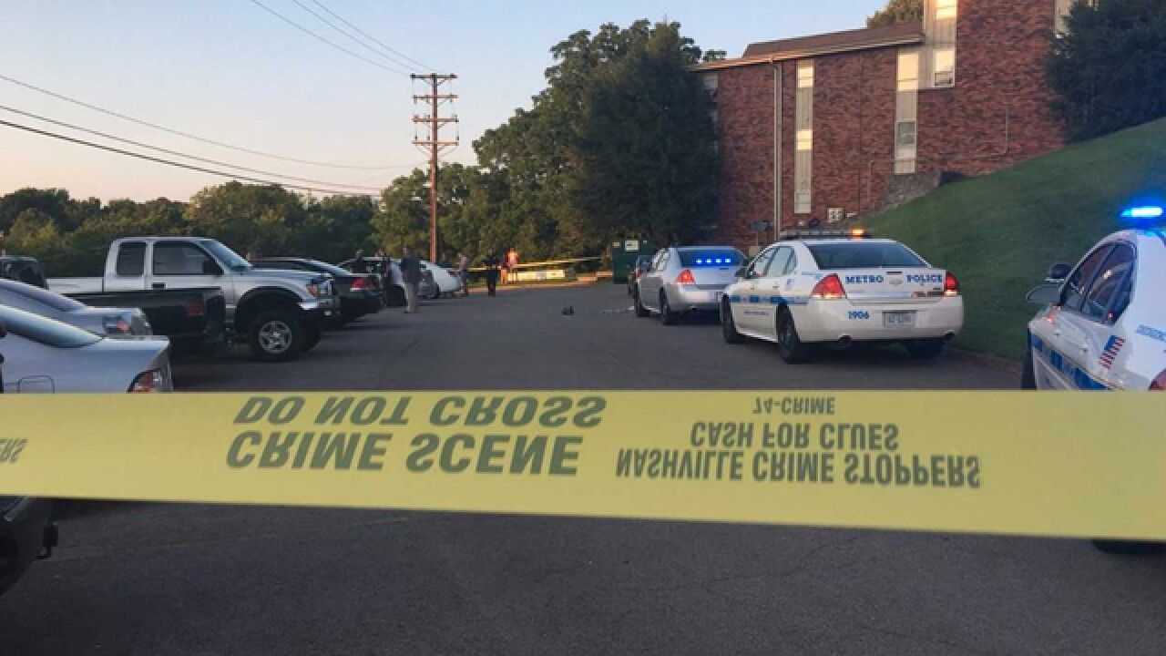 Police Investigate Madison Shooting