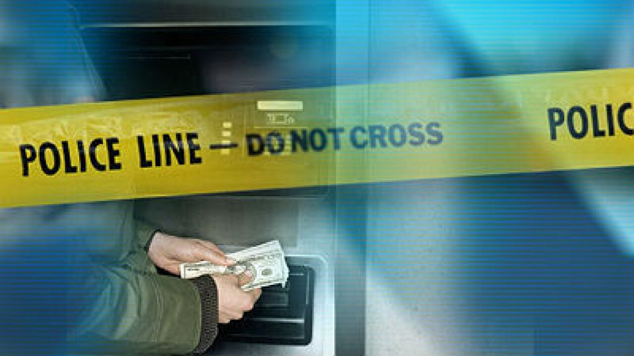 Man robbed while using ATM in Gloucester County