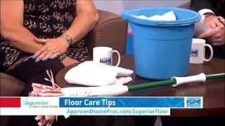 5 Floor Care Tips For All Types of Flooring
