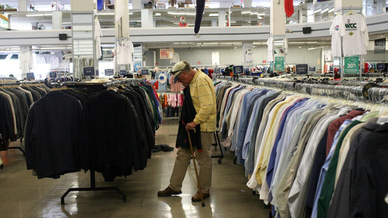 How to shop for used clothes — and why you should