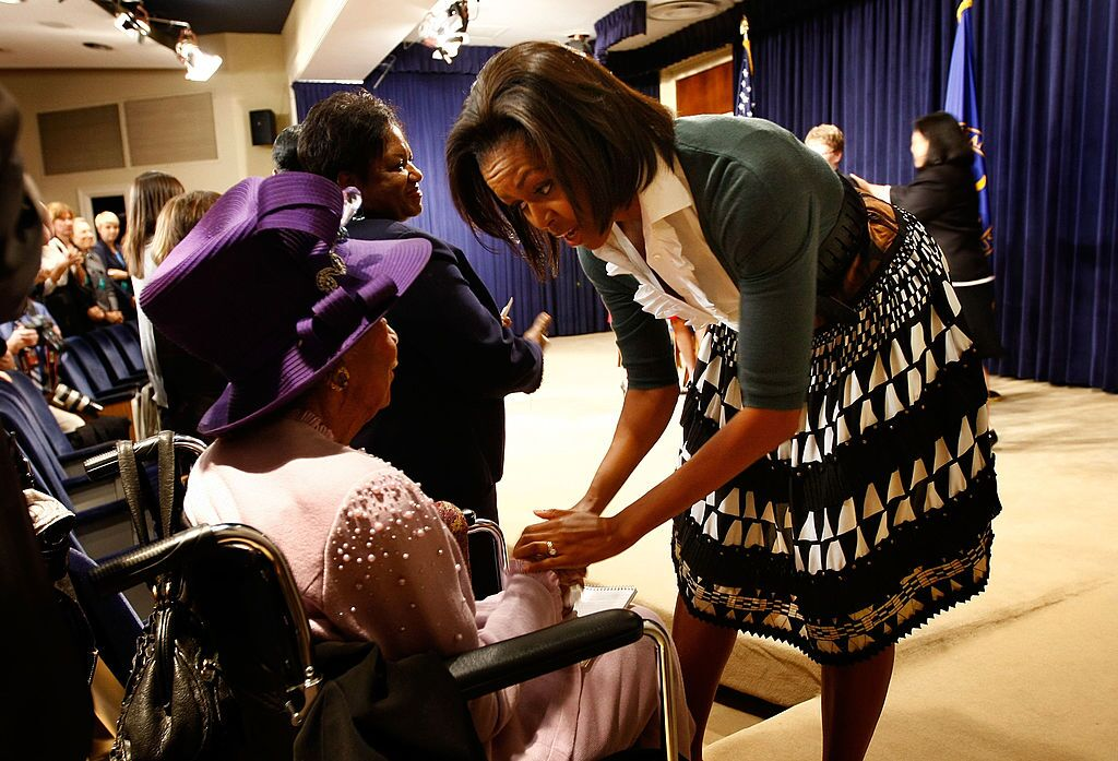 Photos: Dr. Dorothy Height, 'Godmother of the civil rights movement,' honored inRichmond