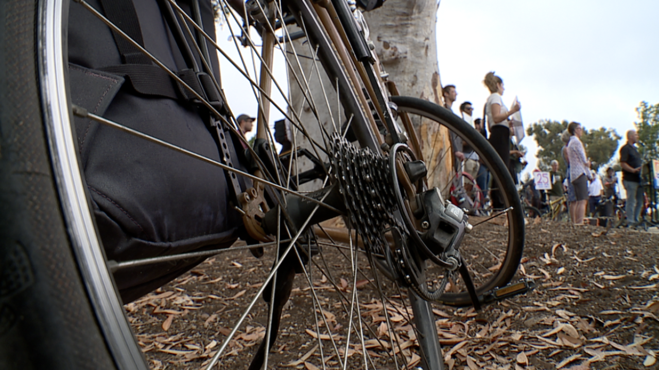 San Diego cyclists call for extra protection