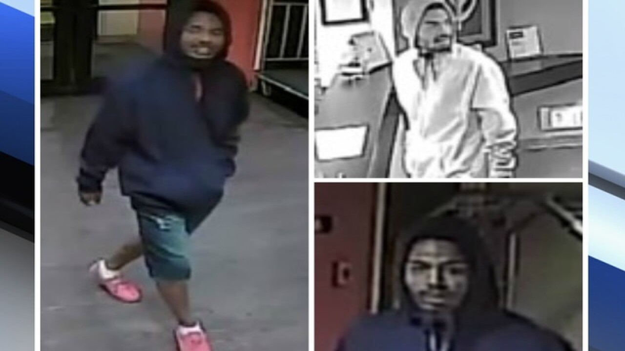 PD: Man robs Extended Stay in Phoenix