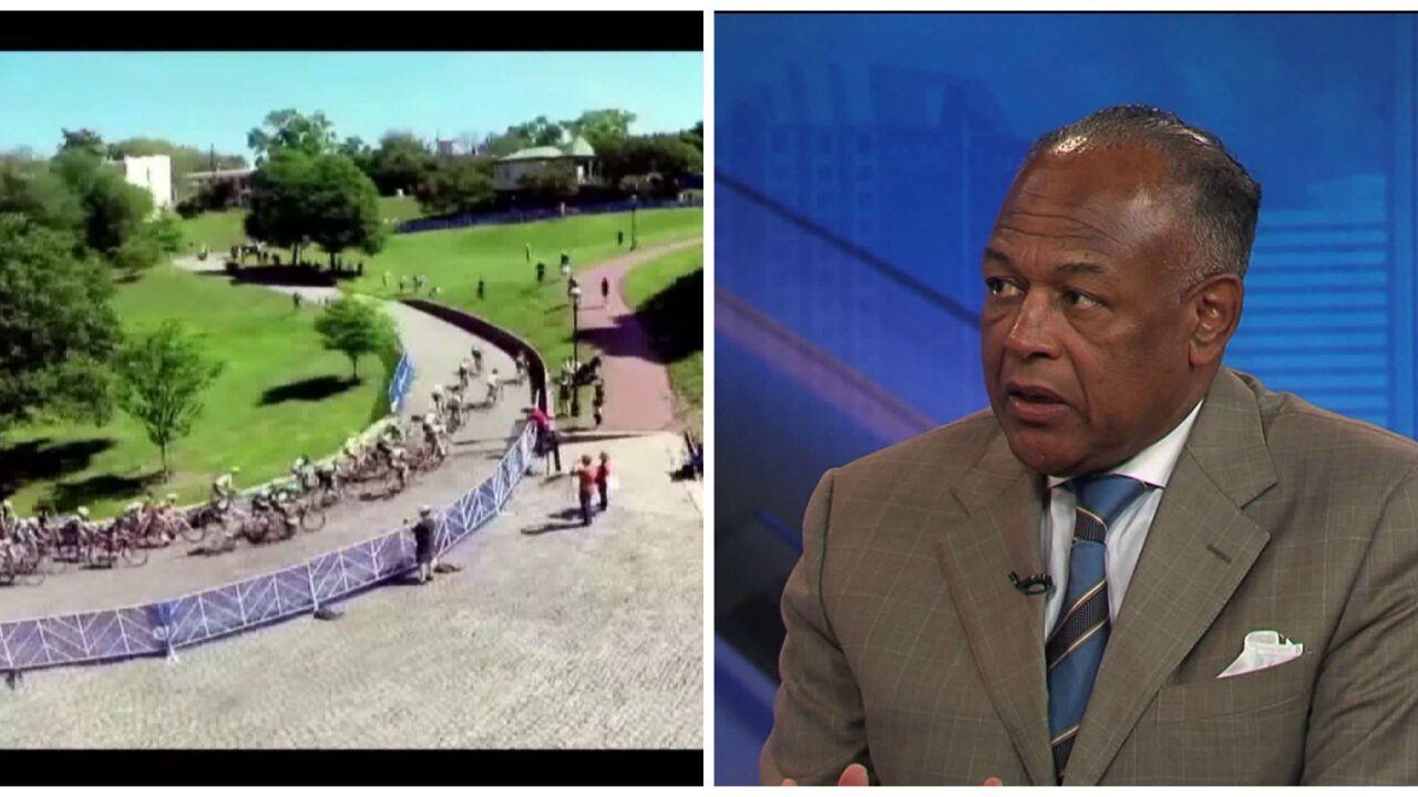 'We're ready' Mayor Dwight Jones on UCI Road WorldChampionships
