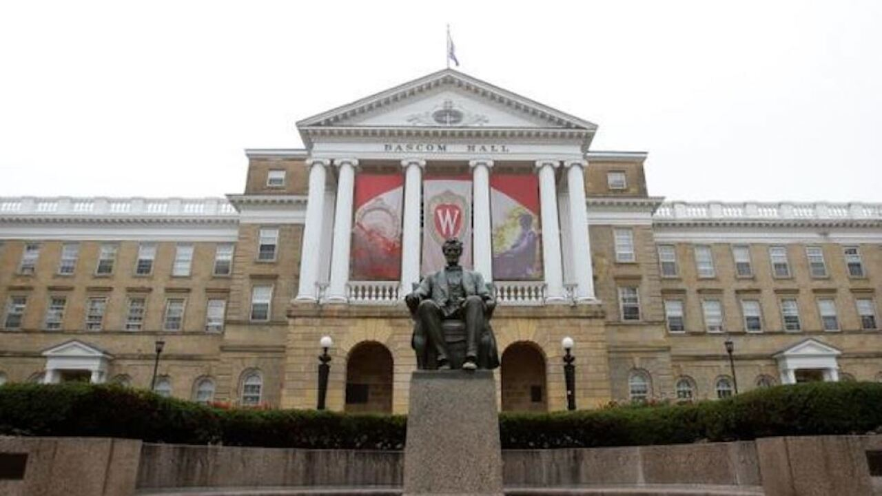 University of Wisconsin faculty vote to eliminate spring break to limit spread of COVID-19