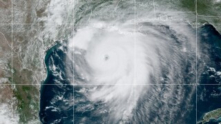 Laura expected to 'rapidly strengthen' to Category 4 hurricane, winds up to 110 mph, NHC says