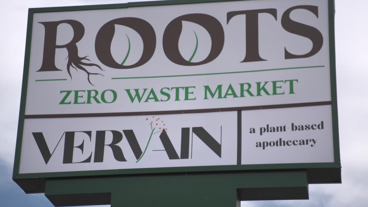 Woman's zero waste journey leads to unique store