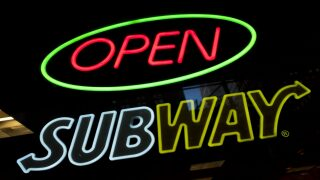 Get a free Subway footlong when you buy two—and have them delivered for free