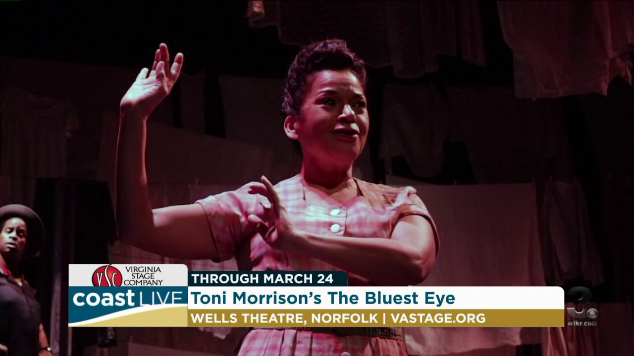 We go behind The Bluest Eye as Toni Morrison's story comes to a local stage on Coast Live