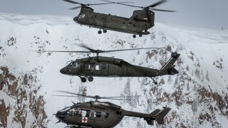 Colorado National Guard will perform Memorial Day helicopter flyovers across Colorado