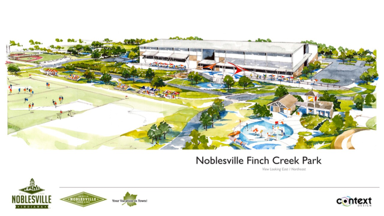 PHOTOS: Planned Noblesville athletic facility