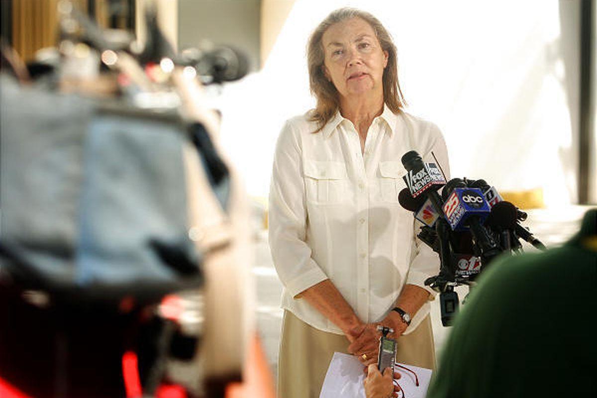 Anthrax Widow Maureen Stevens