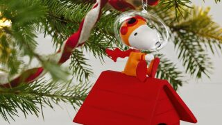 Hallmark ornaments are up to 75% off right now