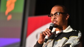 Grammy Award winner Rapper T.I. is coming to Tulsa