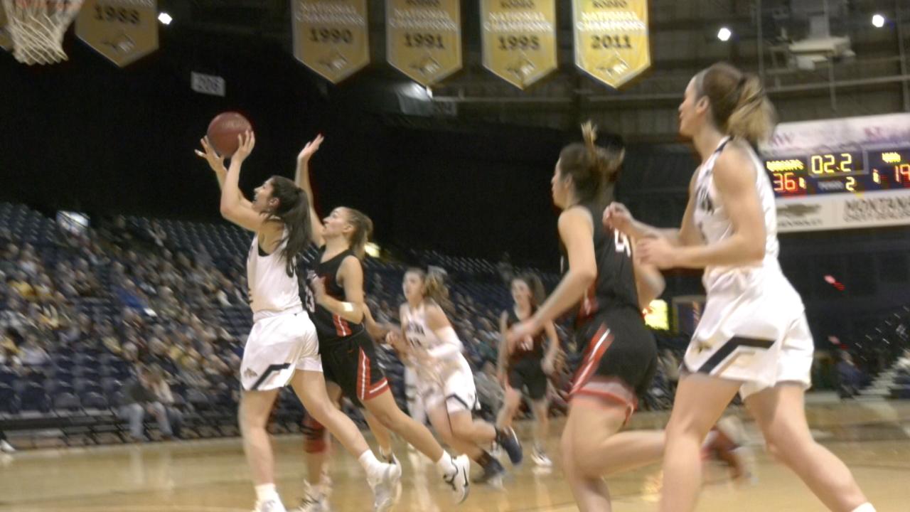 Montana State women's basketball
