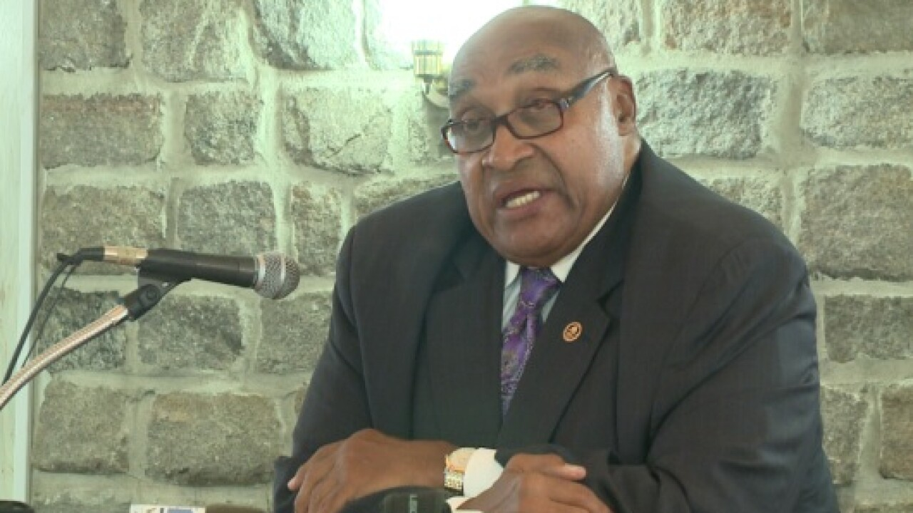 Norfolk councilman addresses officer-involved shooting
