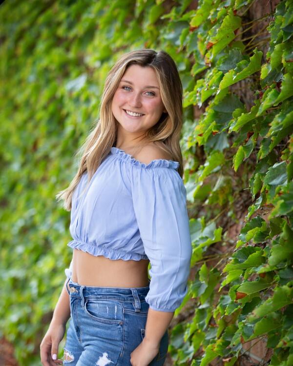 Zoe Weber (Photo courtesy Weber family)