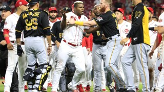 Pittsburgh Pirates  v Cincinnati Reds