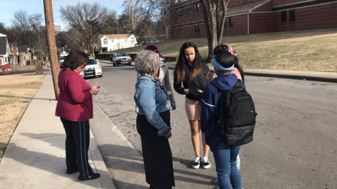 Student Shot Outside Pearl Cohn High School