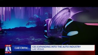 Car Critic: The future of auto industry tech atCES