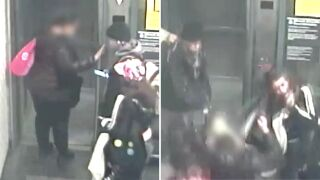 Woman attacked in Brooklyn subway station