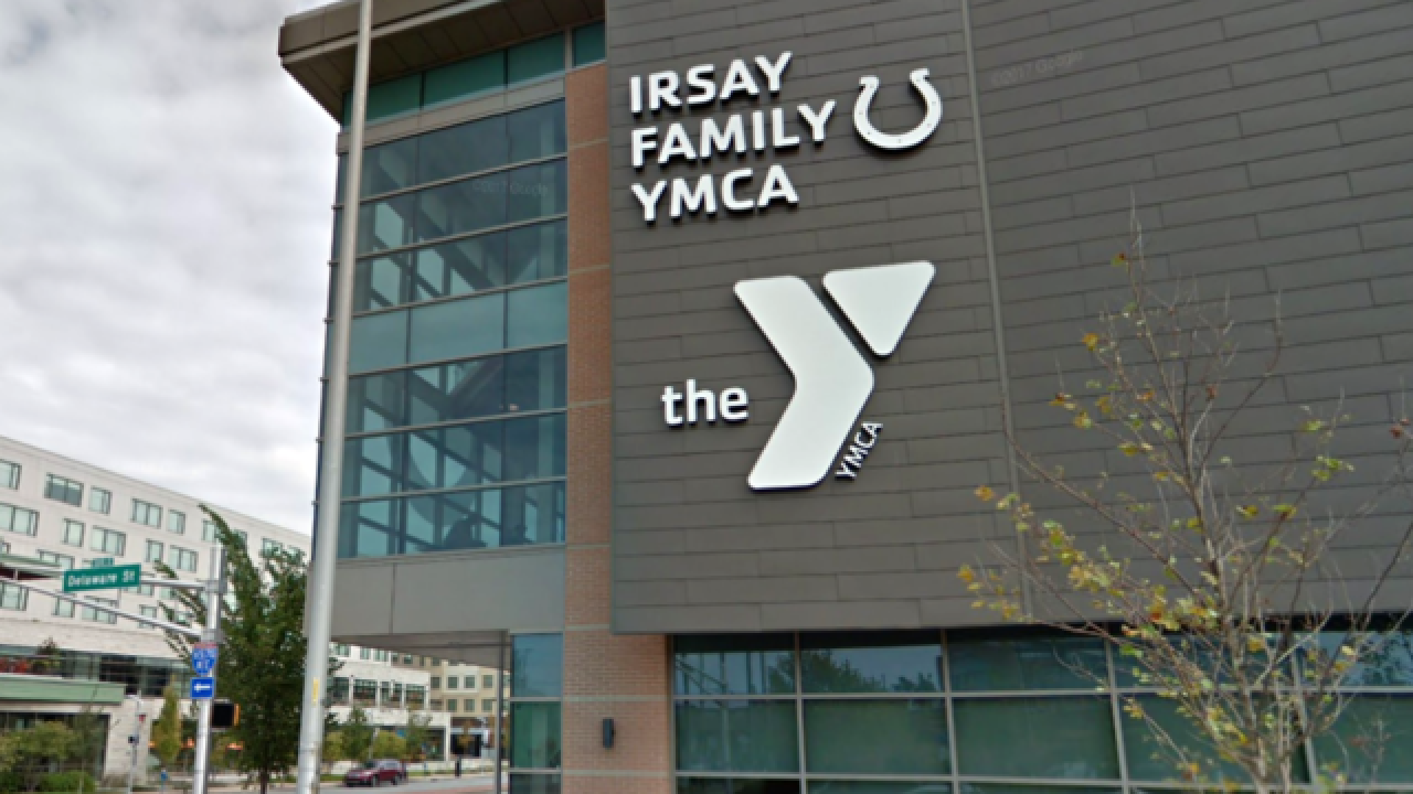 Man caught filming patron in shower at Irsay YMCA
