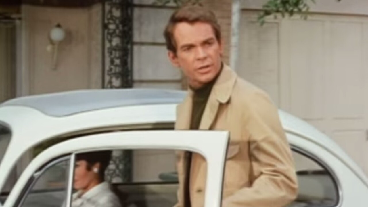 Dean Jones, star of 'Love Bug' and 'That Darn Cat,' dead at 84