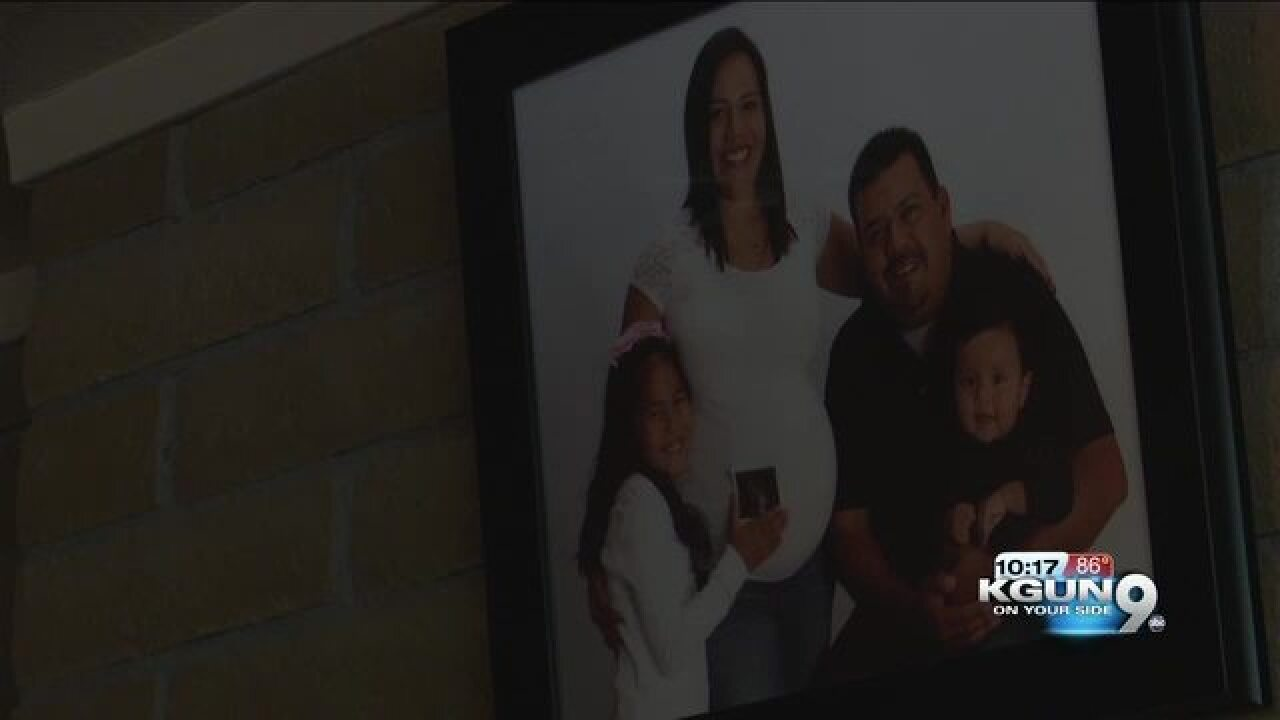 Family of Officer Cordova receives benefits