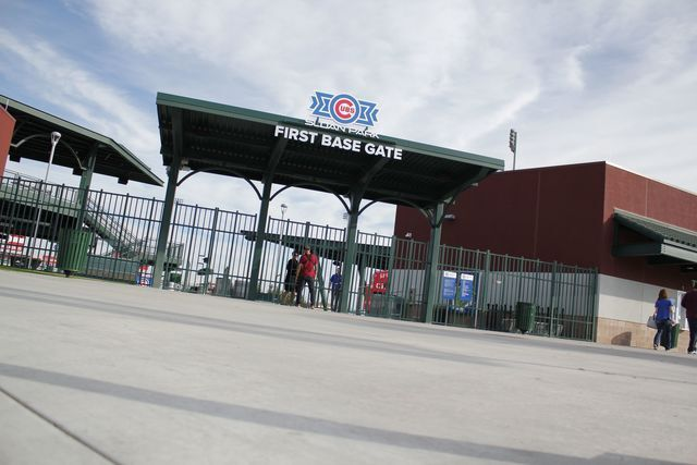 Take a tour of Sloan Park, the Spring Training home of the Chicago Cubs