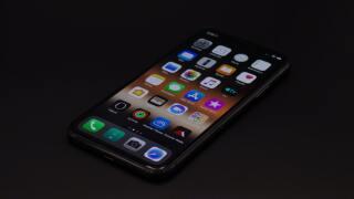 File image of phone.