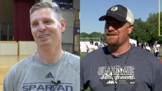 Former Griz teammates Dane Oliver and John Fitzgerald set to face off in Shrine Game